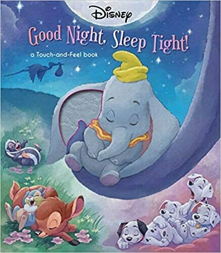 Disney Classic: Good Night, Sleep Tight! by Lisa Ann Marsoli (Board Book)