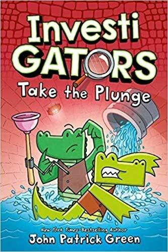 InvestiGators: Take the Plunge (InvestiGators, 2) by John Patrick Green (Hardcover)