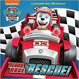 Ready, Race, Rescue! (PAW Patrol) (Pictureback(R)) by Hollis James (Paperback)