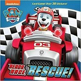 Ready, Race, Rescue! (PAW Patrol) (Pictureback(R)) by Hollis James (Paperback)