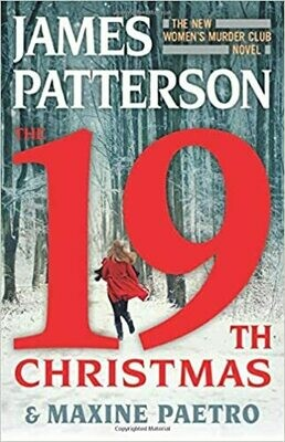 The 19th Christmas (Women's Murder Club, 19) by James Patterson (Hardcover)