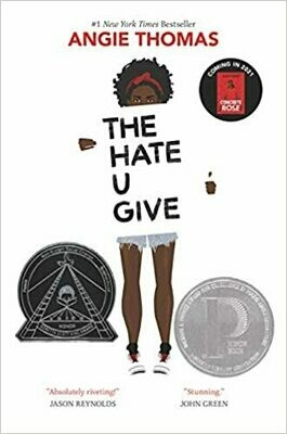 The Hate U Give Collector's Edition by Angie Thomas (Hardcover)