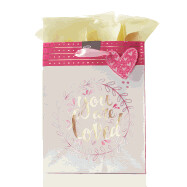 """Gift Bag Medium """"You Are Loved"""""""