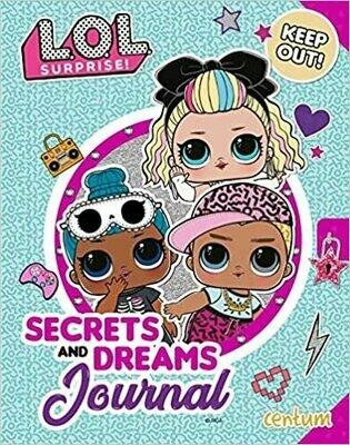 L.O.L. Surprise!: Secrets and Dreams Journal Hardcover