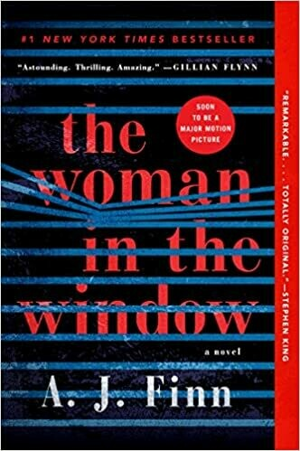 The Woman in the Window by A. J Finn (Paperback)