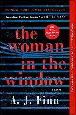 The Woman in the Window by A. J Finn (Paperback)