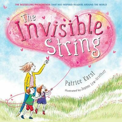 The Invisible String Paperback – by Patrice Karst
