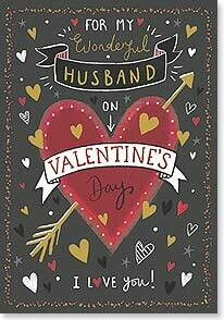 FOR MY Wonderful HUSBAND ON VALENTINE'S Day I LOVE YOU!