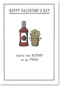 Valentine's Day Card: Some things are just better together! (Kinda like us!)