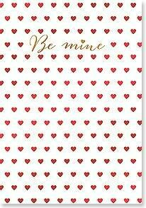 Valentine's Day Card: Be mine...I'm yours.