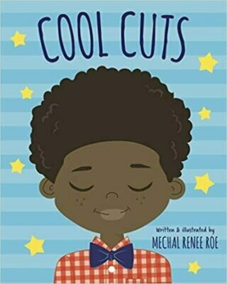 Cool Cuts Board book – by Mechal Renee Roe