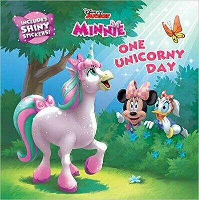 One Unicorny Day (Disney Junior Minnie) Paperback