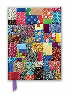 Patchwork Quilt (Foiled Journal) (Flame Tree Notebooks)
