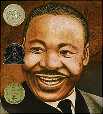 Martin's Big Words: The Life of Dr. Martin Luther King, Jr. (A Big Words Book, 1) Paperback – by Doreen Rappaport
