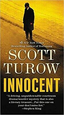 Innocent Hardcover – by Scott Turow