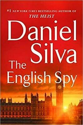 The English Spy (Gabriel Allon) Hardcover – by Daniel Silva