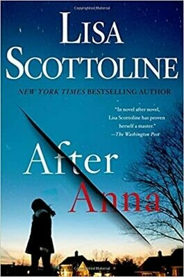 After Anna Hardcover – by Lisa Scottoline