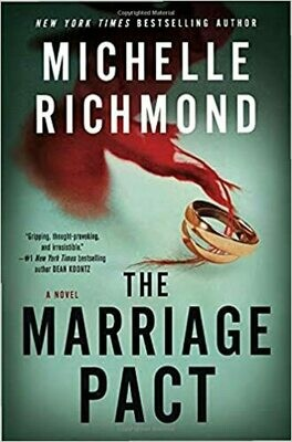 The Marriage Pact: A Novel Hardcover – by Michelle Richmond