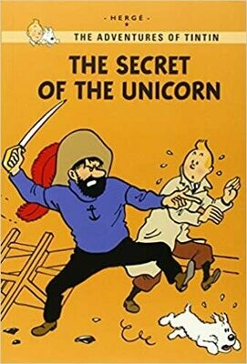 The Secret of the Unicorn (The Adventures of Tintin: Young Readers Edition) Paperback – by Hergé