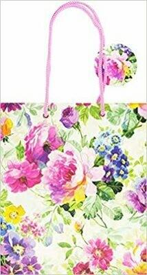 Peony Garden Gift Bag