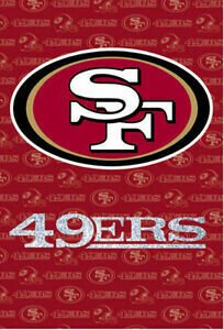 Garden Flag, NFL San Francisco, 49ers