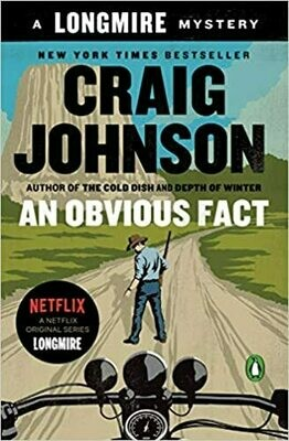 An Obvious Fact: A Longmire Mystery (Paperback) – by Craig Johnson