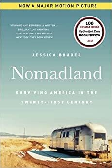 Nomadland (Paperback) – by Jessica Bruder