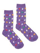 Read the Rainbow Socks Large