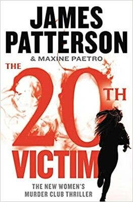 20th Victim (Women's Murder Club, 20) Paperback – by James Patterson