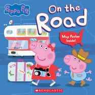 On the Road (Peppa Pig) (Media tie-in) Paperback – June 1, 2021 by Vanessa Moody