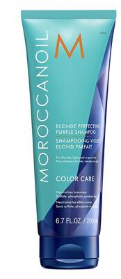 MO Blonde Perfecting Purple Shampoo