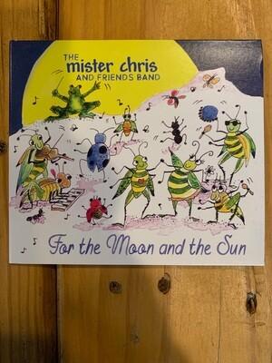 Mister Chris & Friends CD