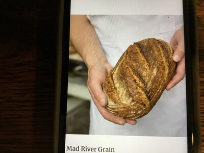 Mad River Grain (Red Hen Bakery)