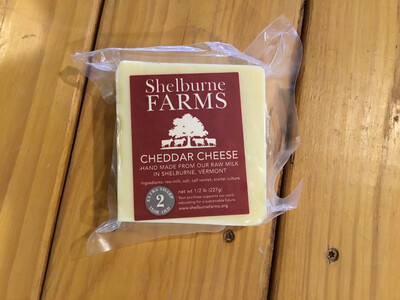 Cheese - Cheddar 2yr (Shelburne Farms)
