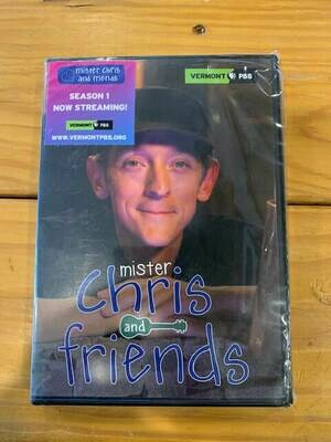 Mr Chris and Friends DVD