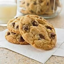 Chocolate Chip Cookies (GF) - Curbside