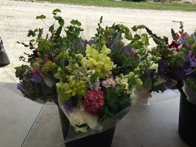 Organic Flower Bouquets (June Farm)