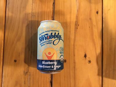 Shrubbly - Blueberry Elderflower & Ginger