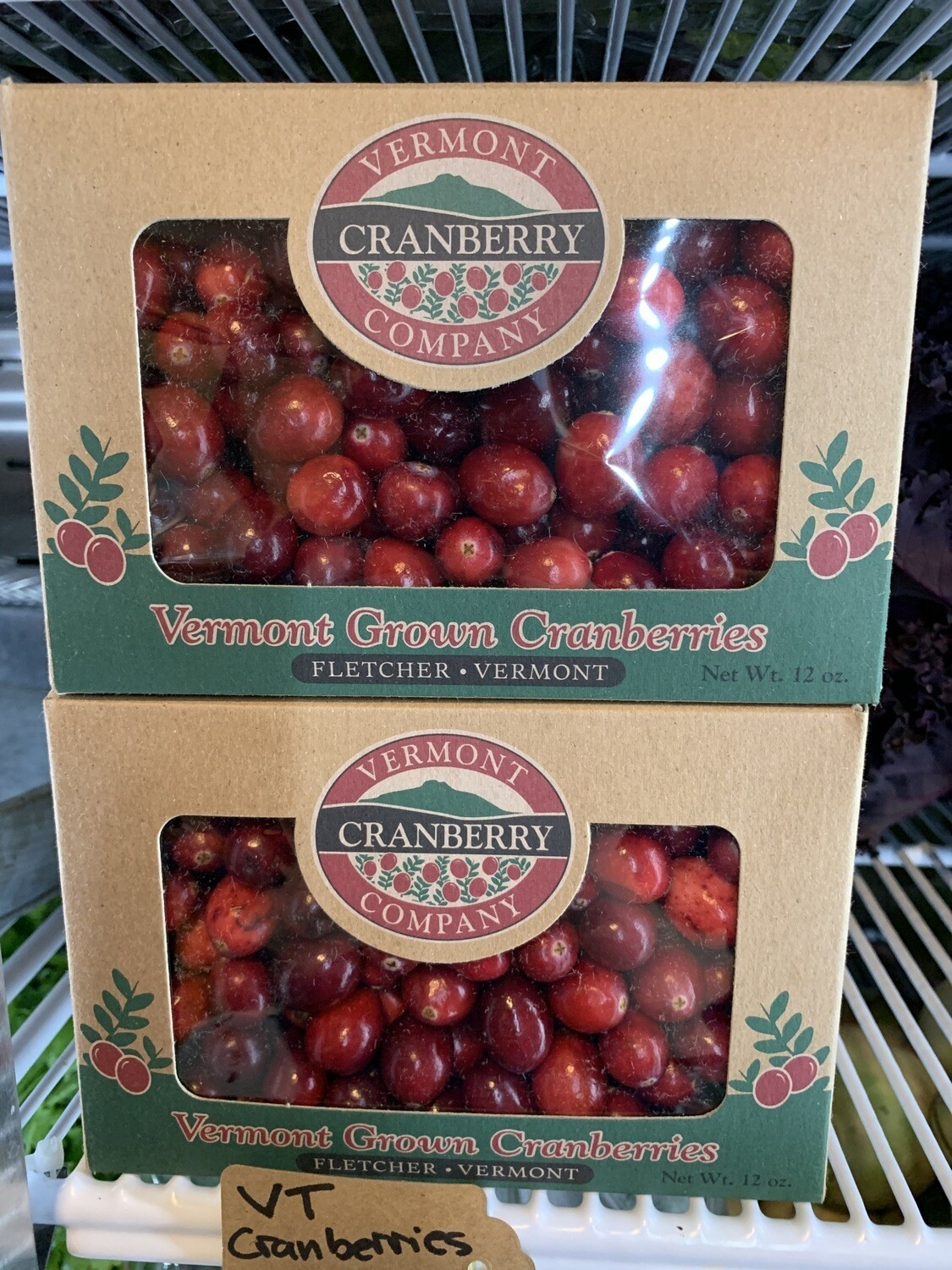 Cranberries - VT Cranberry Company