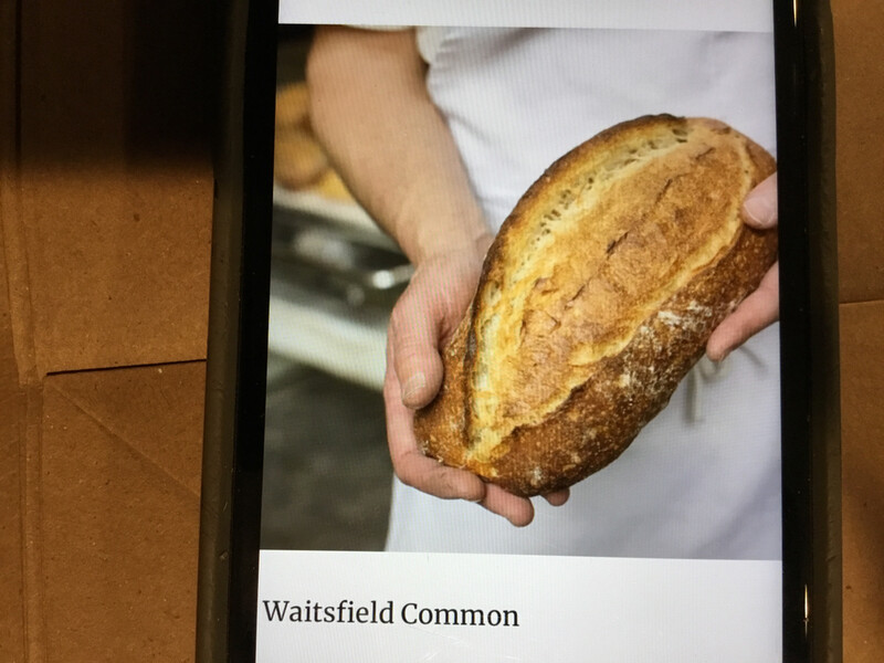 Bread - Waitsfield Common (Red Hen Bakery)