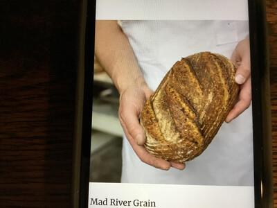Bread - Mad River Grain (Red Hen Bakery)