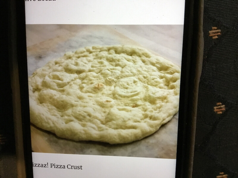 Pizza Crust - Frozen (Red Hen Bakery)