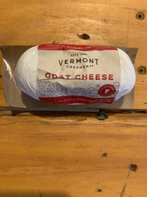 Cheese - Goat Cheese (VT Butter & Creamery)