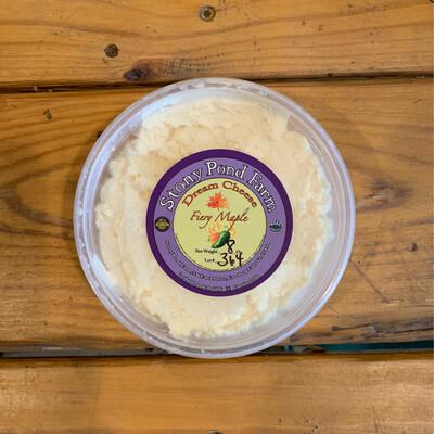 Cheese - Fiery Maple Dream Cheese (Stony Pond Farm)