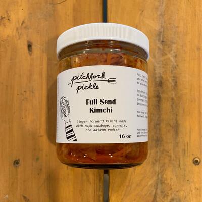 Kimchi - Full Send Kimchi (Pitchfork Pickle)