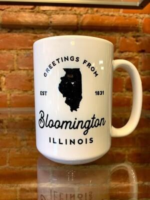 15oz Bloomington Mug