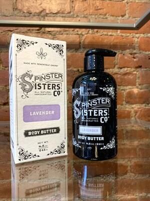 8.5 oz Lavender Body Butter