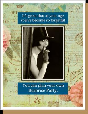 UB Surprise Party