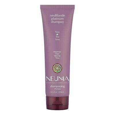 neuBlonde platinium shampoing 250ml