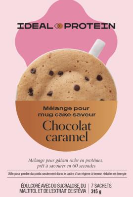 Mug Cake chocolaté à saveur de caramel (7)